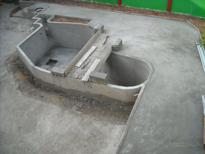 Chambre d h tes cloture et bassin poissons projethai for Cloture bassin poisson